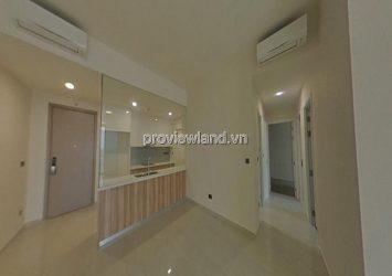 Q2 Thao Dien T1 tower high floor 3 bedrooms no furniture for rent