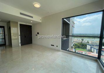 Compound apartment in Q2 Thao Dien 3 bedrooms with unfurniture for rent