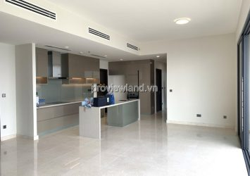 Apartment for rent in Q2TD Thao Dien middle floor with 4 bedrooms and river view