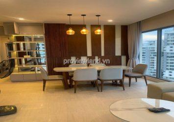 Diamond Island apartment for rent with 3 bedrooms with existing furniture