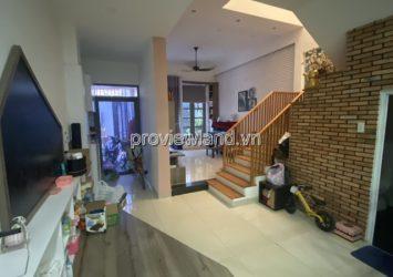 House for rent on street 59 Thao Dien 1 ground floor 1 floor 2 bedrooms with furniture