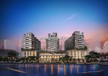 Metropola Galleria Residence apartment for sale 1 bedroom 50.6m2