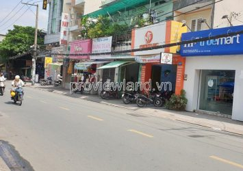 Townhouse on Bui Dinh Tuy Street, Binh Thanh District land area 168m2 with 1 ground 5 floors