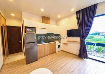 For sale Serviced Apartments Building in Thao Dien corner 2 frontages 6 floors