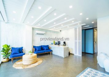 High-class serviced apartments building for sale in Xuan Thuy Thao Dien area 163m2