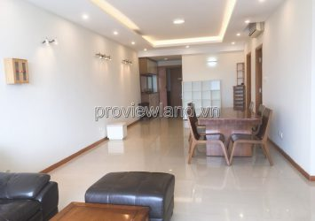 Saigon Pearl apartment for sale middle floor 3 bedrooms with river view