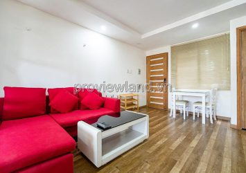 Serviced apartment building for sale in District 2 land area 203m2 with 12 rooms