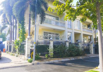 Villa for rent in SJC Giang Van Minh An Phu area with 3 floors land area 400m2