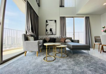 Waterina for sale high floor duplex 3 bedrooms fully furnished