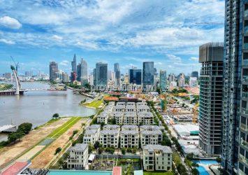 Victoria Ba Son Villa for sale in District 1, near SaiGon River, 325m2, 1 basement + 3 floors + attic
