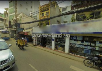 House for sale in front of Tan Binh District land area 150m2 with structure 3 floors