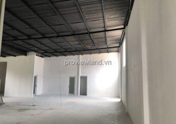 Villa for rent Nguyen U Di Thao Dien Ward has an area of 900m2