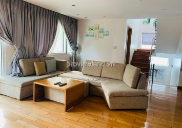Villa Park for rent with detached villa fully furnished 4 bedrooms and garden