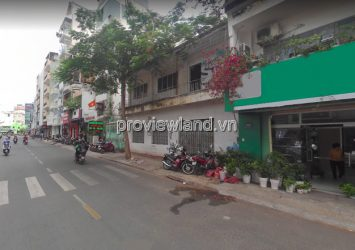 Land for sale in front of Nguyen Van Giai District 1 with an area of 876m2