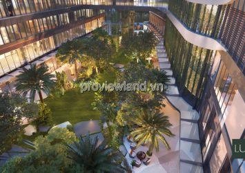 Apartment for sale on 9th floor Masterise Lumiere Riverside 2 bedrooms
