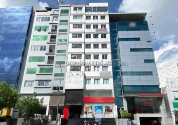 Office building for sale in Nguyen Van Troi Tan Binh District structure 1 basement 1 mezzanine 9 floors