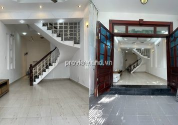 House for rent on Do Quang street District 2 structure 1 ground 2 floors with 3 bedrooms