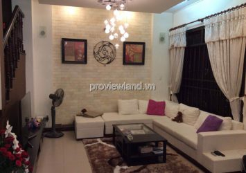 House for rent in District 2 structure 3 floors 3 bedrooms full furnished