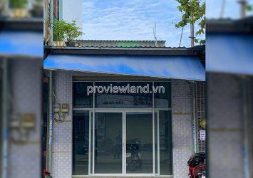 House for sale in front of Lam Van Ben Street District 7 land area 4x16m with 1 ground floor 1 floor pink book