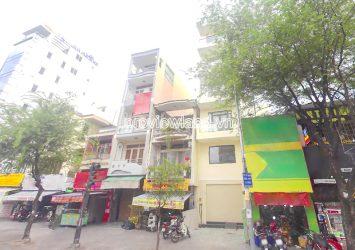 Townhouse for sale at Le Van Duyet Binh Thanh 1 ground floor 1 mezzanine 4 floors 368m2