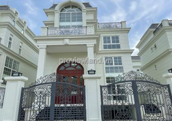 For sale 2 pool villas in KingCrown Thao Dien with good price