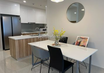 Need to rent apartment in Q2 Thao Dien with 3 bedrooms