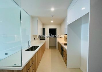 Apartment for rent in Q2 Thao Dien 3 bedrooms unfurnished
