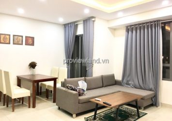 Masteri Thao Dien apartment for rent with 2 bedrooms with modern facilities