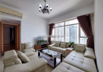 Saigon Pearl apartment for rent with good price 3 bedrooms fully furnished