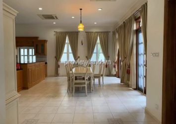 Pool Villa for sale on Street 11 Thao Dien including 3 floors area 400m2