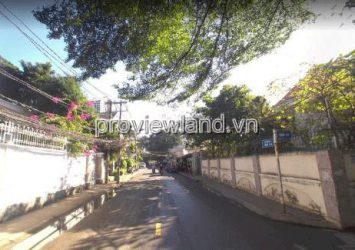 Land for sale in Thao Dien District 2 front street 41 with an area of 127m2 pink book