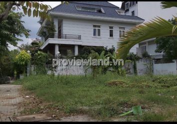 Land for sale in Tran Nao District 2 front of Saigon river with an area of 200m2