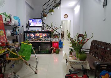 Townhouse for sale in Do Quang Street Thao Dien 1 floor 1 mezzanine with 78.4m2 of land