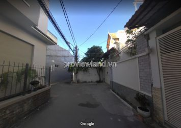 Thao Dien house for sale in District 2 land area 71m2 with 3 bedrooms and garden