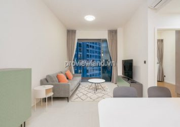 Q2 Thao Dien apartment for sale in District 2 middle floor 2 bedrooms with modern design