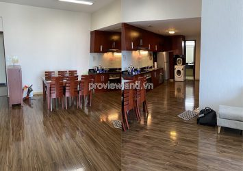 Apartment for rent in Sailing Tower high floor 2 bedrooms fully furnished