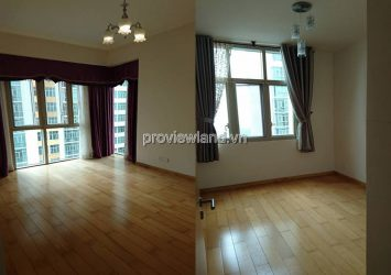 The Vista An Phu apartment for rent middle floor corner of T3 tower