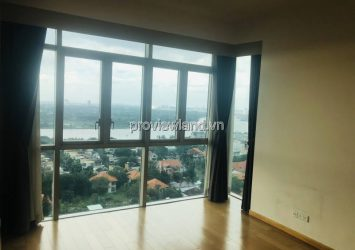 The Vista apartment for rent with 3 bedrooms wall-mounted furniture