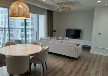 Xi Riverview apartment for rent on the middle floor full furnished with 3 bedrooms