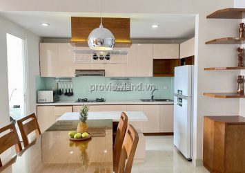 Tropic Garden Tower C 8th floor fully furnished 3 bedrooms for rent with good price