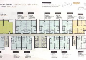 Feliz en Vista duplex 2 bedrooms apartment with raw house for sale